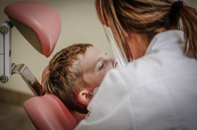 extracción dental niños